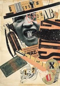 Collage dadaísta alemán.