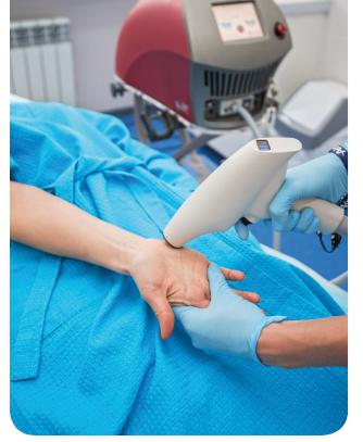 La elección de tratamiento debe ser precedida por una cuidadosa historia clínica.